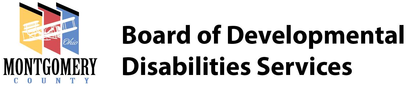 Montgomery County Board of Developmental Disabilities Services logo and link