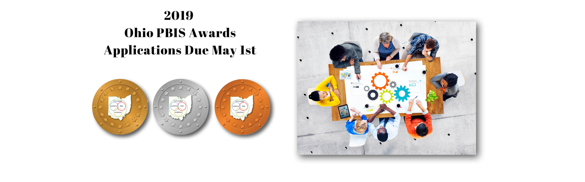 PBIS Awards Applications Due May 1